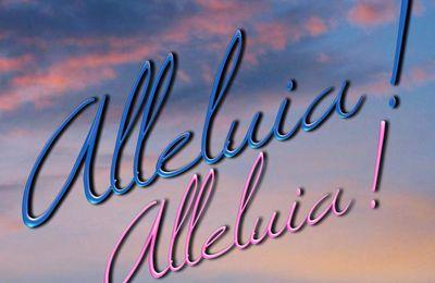 #Expression biblique : Alléluia !