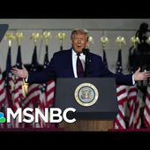 Trump Will 'Undermine' Our Democracy, Set Up 'Barriers' For People To Vote   Deadline   MSNBC