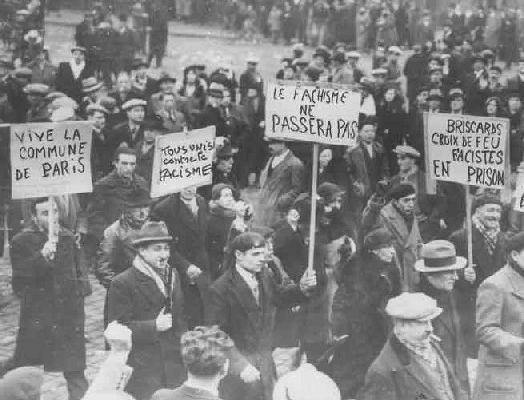 1936-2016: 80 ans du Front Populaire.