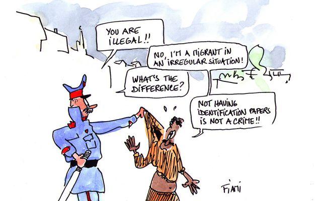 Asile, immigration: le gouvernement dévoile ses projets de réforme