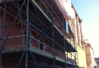 LA MADELEINE : DEUXIEME PHASE DE RESTAURATION EXTERIEURE