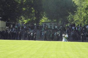 20.5.2013 Döbelner SC-BSG Chemie Leipzig 1-2