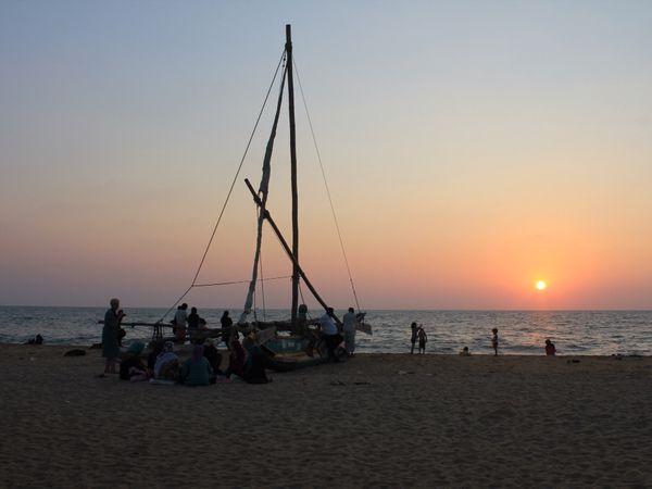 Sri Lanka Jour 1