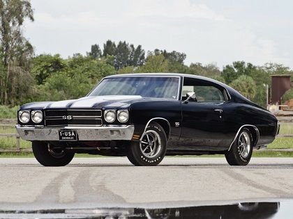 1970 Chevrolet Chevelle SS LS6 454