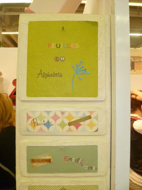 Album - Salon Créations & Savoir-Faire & Marie Claire Idées 2011