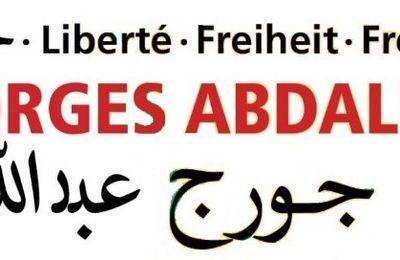 Georges Abdallah ist libanesischer Kommunist