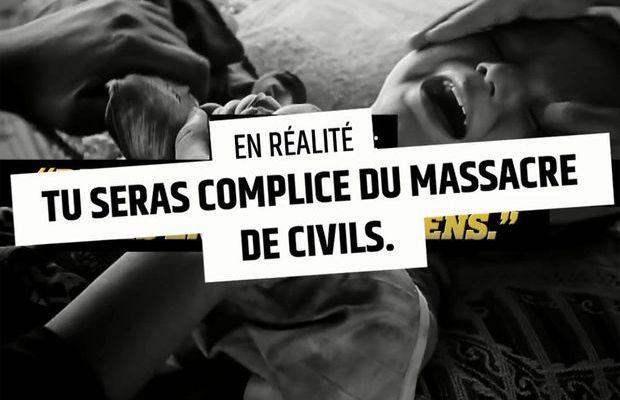 Campagne d'information démontant la propagande djihadiste