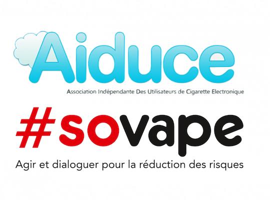 Résultats du sondage lancé par les associations Aiduce et Sovape auprès de plus de 5000 vapoteurs sur la nicotine et le Covid-19