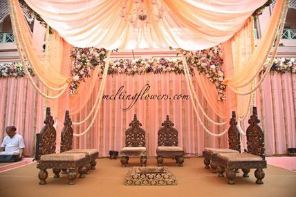 Trending Styles To Decorate Outdoor Weddings And Events