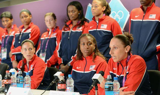 Jeux Olympiques: Les Américaines sont prêtes pour une cinquième médaille d'or d'affilée