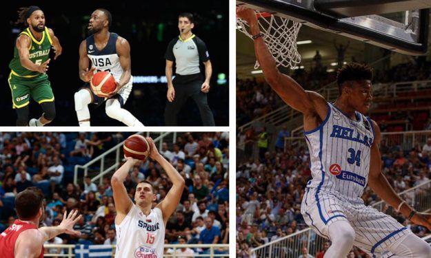 Coupe du Monde FIBA 2019 : 56 joueurs NBA présents dans 17 équipes sur les 32 participants