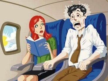 Les voyageurs et l'aviophobie : que faire ?