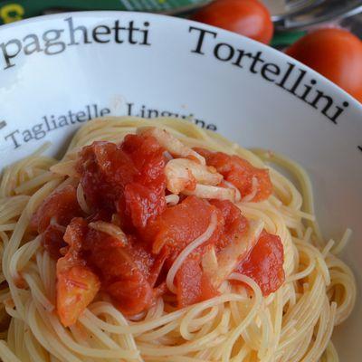 Spaghetti all'agliono