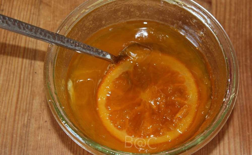 Confiture d'oranges et mangue, pour aller avec les crêpes et pas que!
