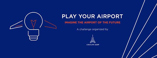 Concours mondial d'innovation Play Your Airport