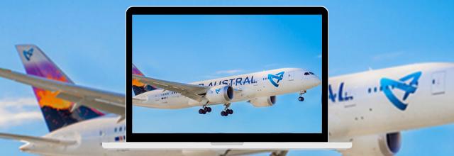 Air Austral lance une série de vols dédiés au transport de fret