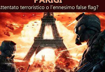 """Parigi: un altro """"false flag"""" della Cia? -"""