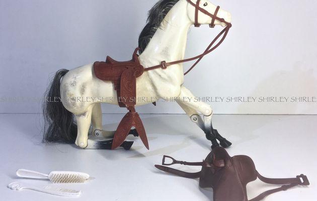 DALLAS HORSE 1981