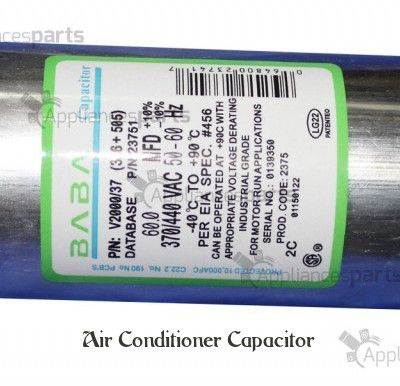 Couple of Rules while replacing Air Conditioner Capacitor