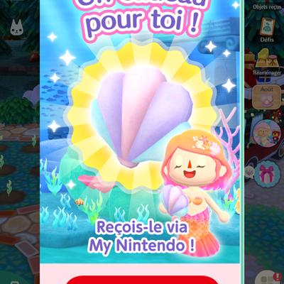 My Nintendo (Pocket Camp)