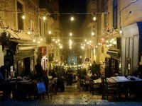 Un soir de veille de départ passé à découvrir les rues de La Valette.