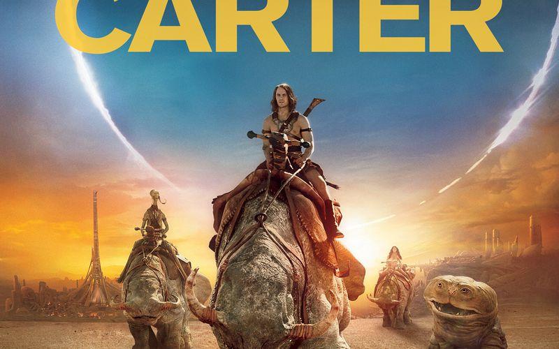 [ciné] John Carter : des images encourageantes