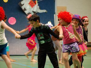 Stage cirque (15/07 - 18/07/2014)