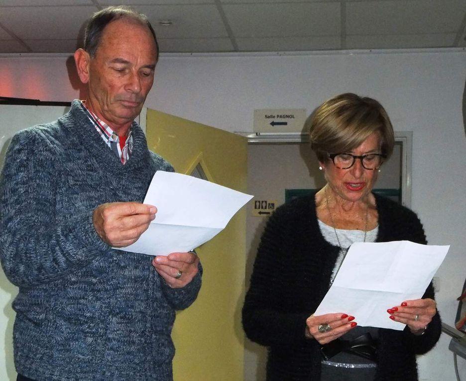 Carpita, Pagnol, Giono, Verneuil, les conteurs du 7e art à l'honneur par les interventions de l'équipe de Provence-poésie présentée par Denise Biondo