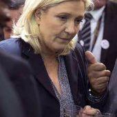 Marine Le Pen arrive au Québec dans l'indifférence