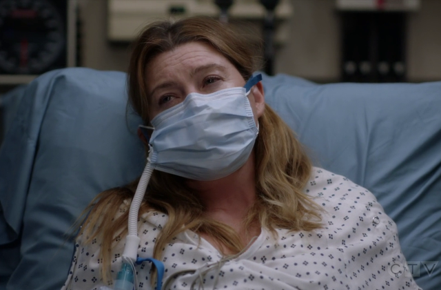 Critiques Séries : Grey's Anatomy. Saison 17. Episode 6 (mid-season finale)