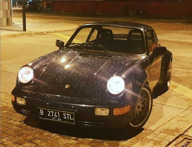 Porsche 911 Replica : inspiration ou reconversion, vous avez le choix.