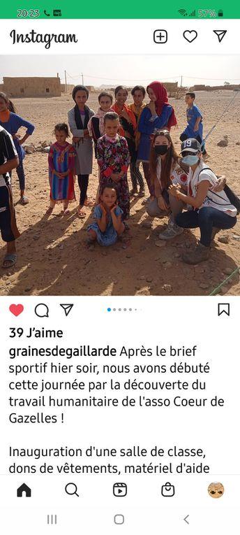 equipage 129 rallye ds gazelles / anne sophie et perrine mercredi 22/09/2021 le prologue