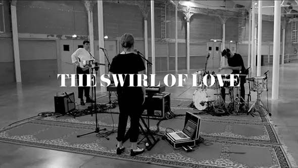 "💿  FYRS  - ""The Swirl of Love"""