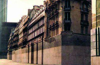 Réédition mars 2020 - VIDER PARIS - NICOLAS MOULIN - Musée d'Art Moderne - 3 mars 2010 -