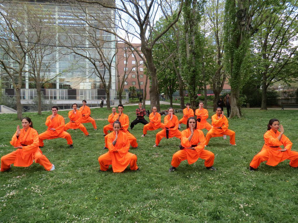 Album - Shaolin-Qi-Gong