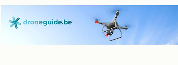 La nouvelle version de Droneguide pour professionnels est une première mondiale