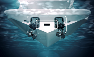Volvo Penta introduces Active Corrosion Protection for sterndrives