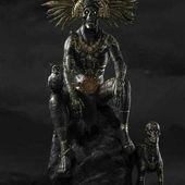 """Mictlantecuhtli, le dieu aztèque des ombres et des enfers. Son nom signifie """"le seigneur du mictlan"""". Mythologie pré-hispanique - Last Night in Orient"""