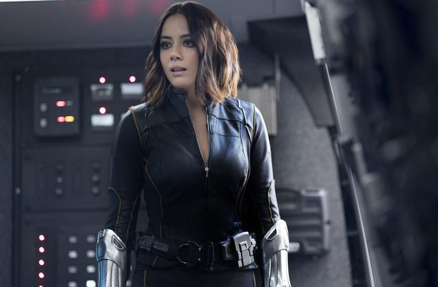 Critiques Séries : Marvel's Agents of S.H.I.E.L.D.. Saison 4. Episode 8.