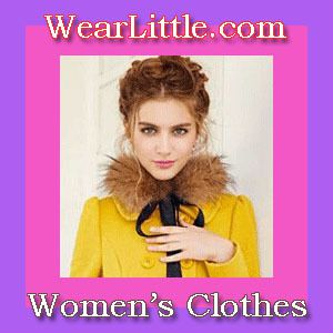 WearLittle Women's Clothes Over-Blog