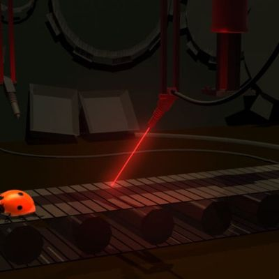 The Bug Factory - L'animation 3D