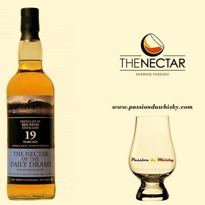 Ben Nevis 19Y Daily Drams