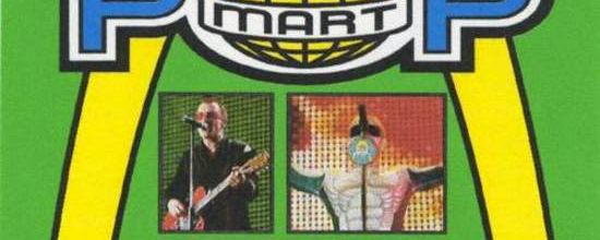 U2 -PopMart Tour -27/02/1998 -Sydney -Australie -Football Stadium
