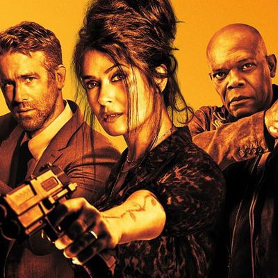 The Hitman's wife's bodyguard s'impose aux USA.