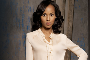 Kerry Washington au GLAAD média Awards