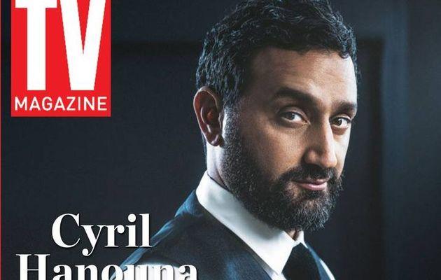 Cyril Hanouna étonné de ne pas figurer dans le sondage paru dans TVMAG