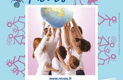 5àSec s'associe à l'association Rêves pour réaliser les rêves des enfants malades
