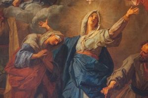 Le Rythme se marie aussi à la Liturgie Catholique - MAGNIFICAT (Luc 1, 46-56) Moines de KEUR MOUSSA (Sénégal)