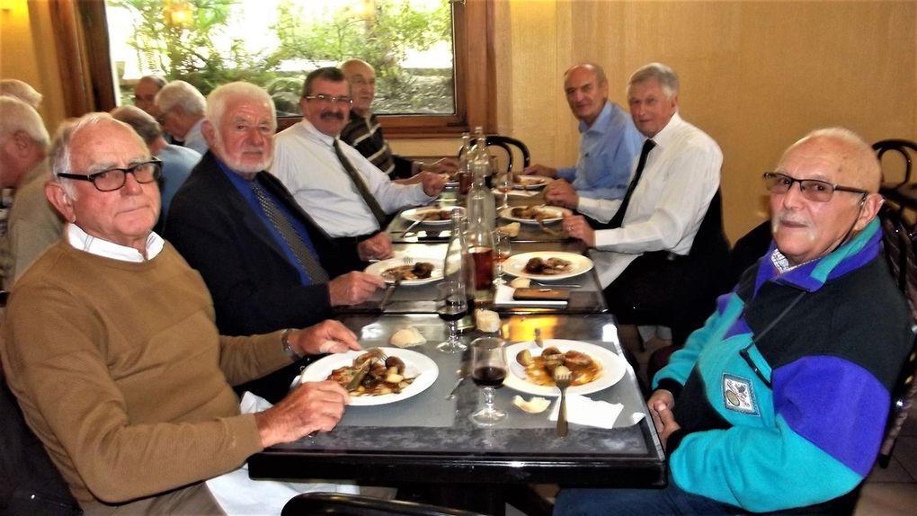 Photos souvenir de la réunion de Salies de Béarn