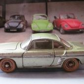 RENAULT FLORIDE DINKY TOYS 1/43 - MECCANO FRANCE - car-collector.net